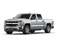 Camion pick-up Chevrolet Silverado 1500 2018 des Parcs GM.