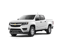 Camion pick-up Chevrolet Colorado 2018 des Parcs GM.