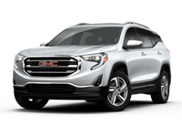 GM Fleet 2018 GMC Terrain small SUV.