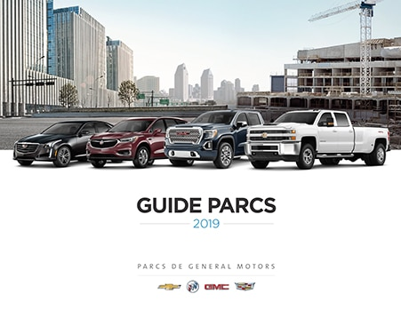 Guide Parcs GM 2019.